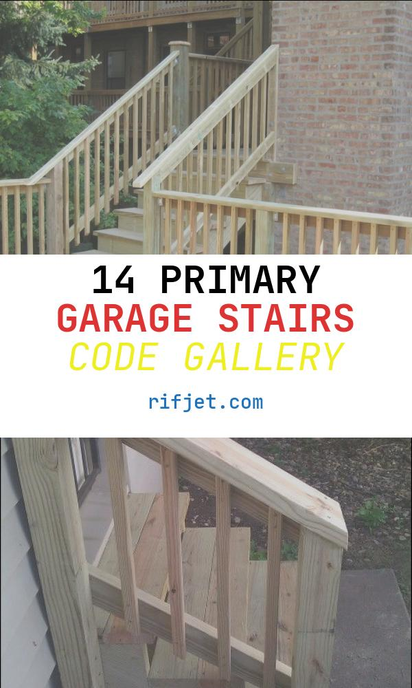Garage Stairs Code New Chicago Garage Roof top Deck with Railings Built to City