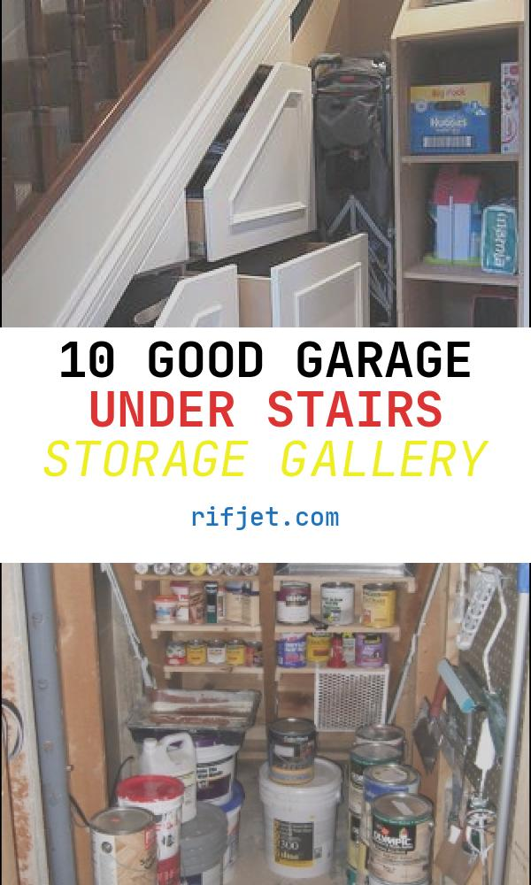 Garage Under Stairs Storage Lovely Garage Stairs Space Under Stairs and Closet On Pinterest