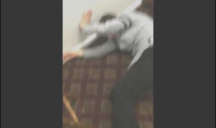 Guy Dives Down Stairs Into Table Awesome Guy Dives Headfirst Down Stairs