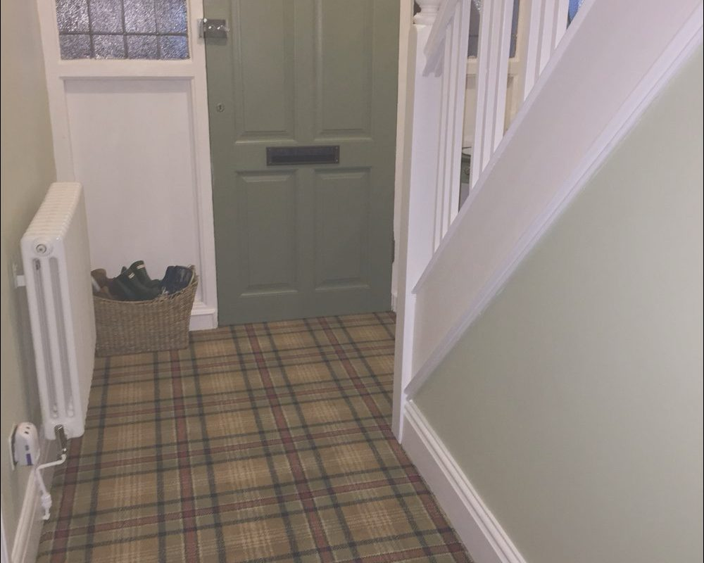 Hall Stairs and Landing Carpet Ideas Best Of Tartan Carpet My New Hall Stairs and Landing