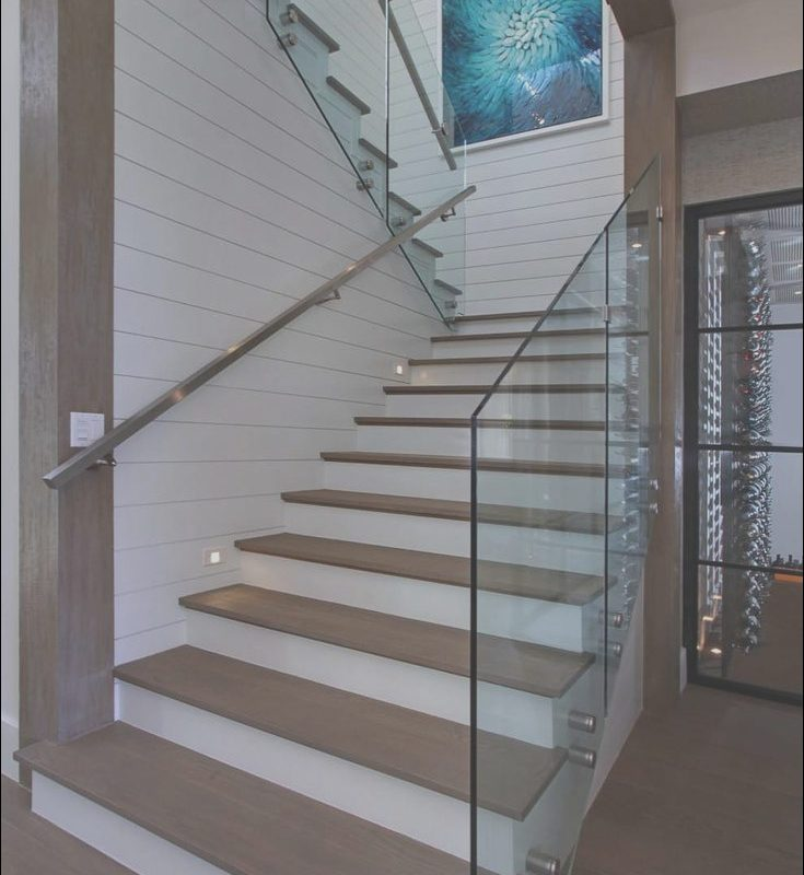 House Stairs Glass Awesome Gorgeous Newport Beach House Evoking A Traditional Coastal