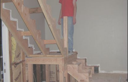 Interior Stairs Build Lovely Building Awesome Brand New Interior Stairs E House E