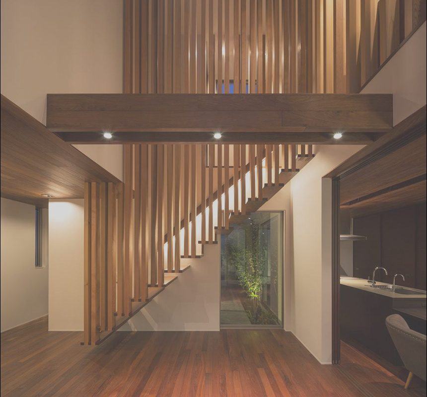 Japanese Wooden Stairs Lovely Suspended Wooden Staircase Floats On Air Captivatist