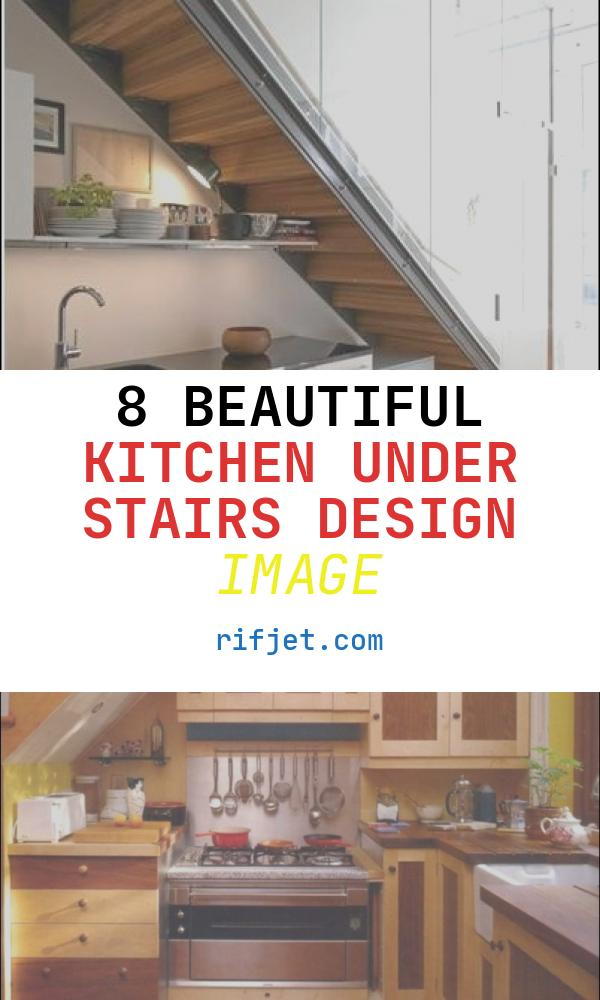 Kitchen Under Stairs Design New Storage Kitchens Under the Stairs Remodelista