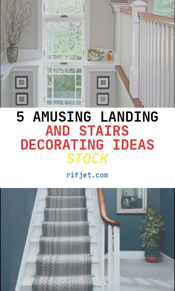 Landing and Stairs Decorating Ideas Best Of Pin On Stairs