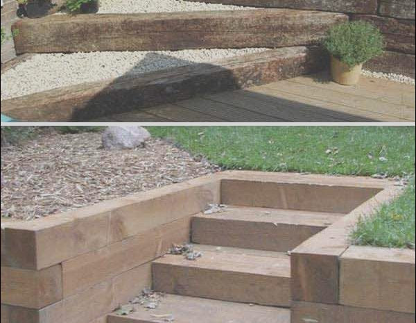 10 Present Landscape Stairs Ideas Photos