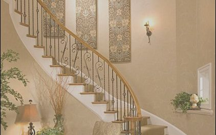 Large Stairs Decor Beautiful A Nice touch for Large Blank Walls that No One Knows What
