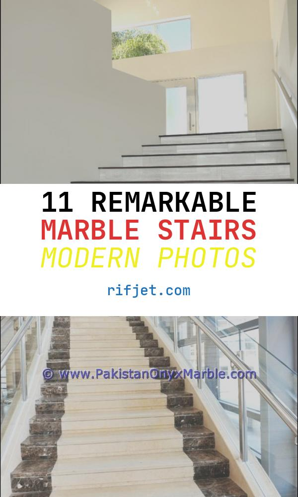 Marble Stairs Modern Luxury Haisa Light Polished Marble Stair Risers Modern