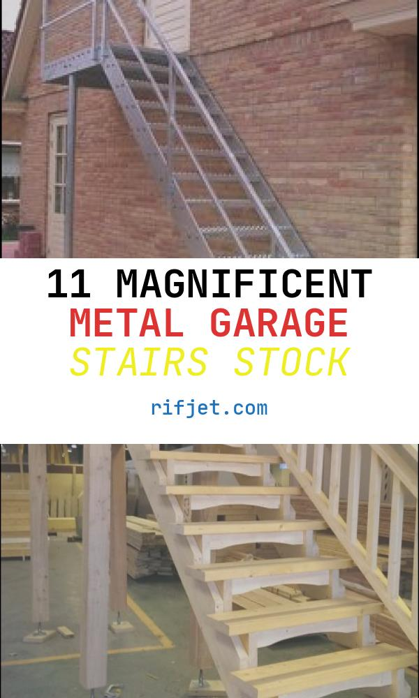 Metal Garage Stairs Best Of External Metal Staircase to A Garage Loft Conversion