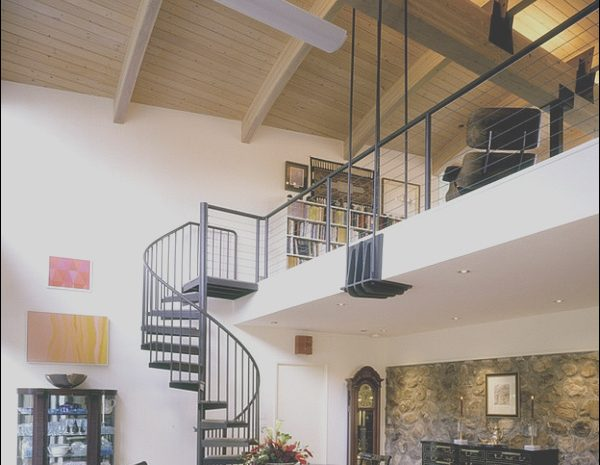 11 Lovely Mezzanine Stairs Design Gallery