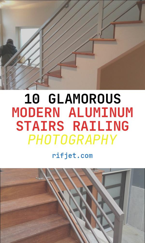 Modern Aluminum Stairs Railing Best Of Aluminum Railings