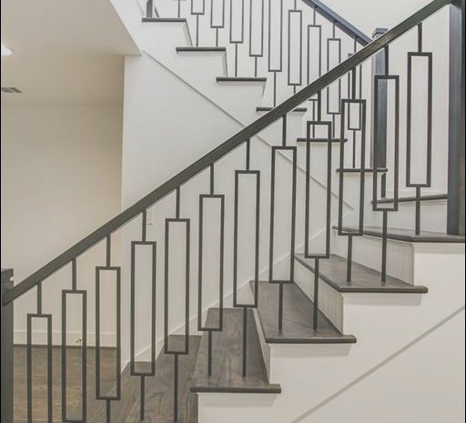14 Majestic Modern Banisters for Stairs Collection