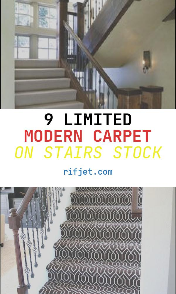 Modern Carpet On Stairs Unique Modern Staircases Featuring Carpet