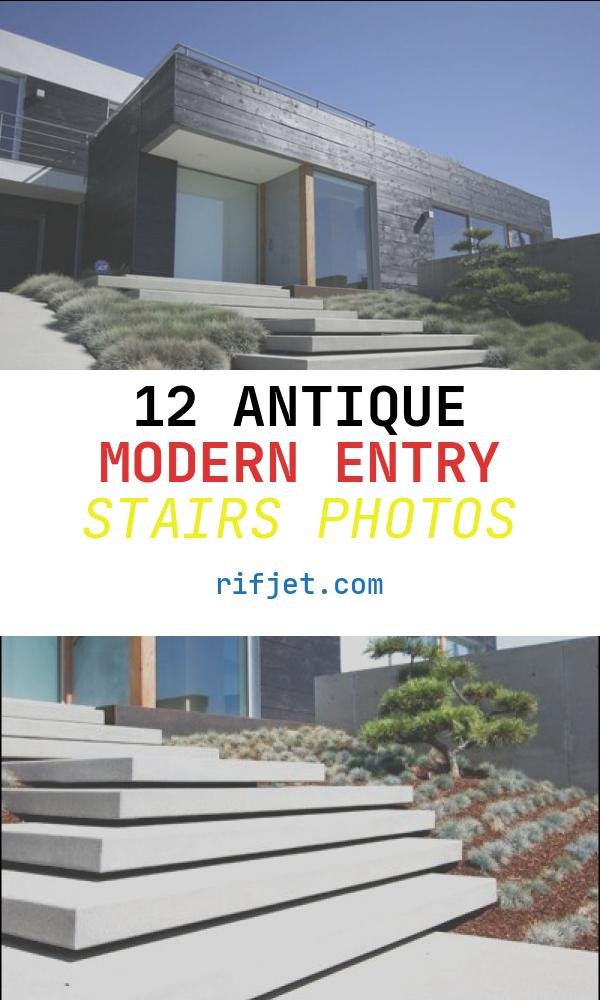 Modern Entry Stairs Best Of Easy and Cool Landscape Ideas