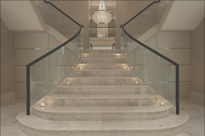 9 Quality Modern Grand Staircase Photos