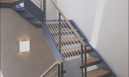 Modern Metal Stairs Elegant Cool Metal Stair Stringers to Get Stair Stringer Design