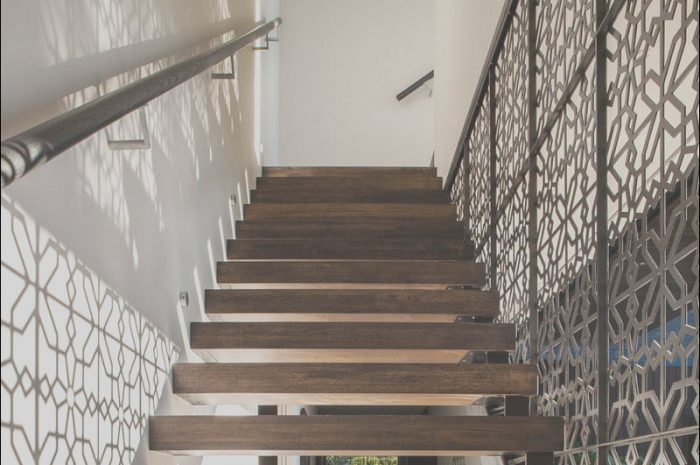 14 Quality Modern Stairs and Railings Collection