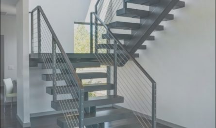 Modern Stairs Spring Valley Lovely Spectacular Modern Spring Valley Prairie Style Home Design