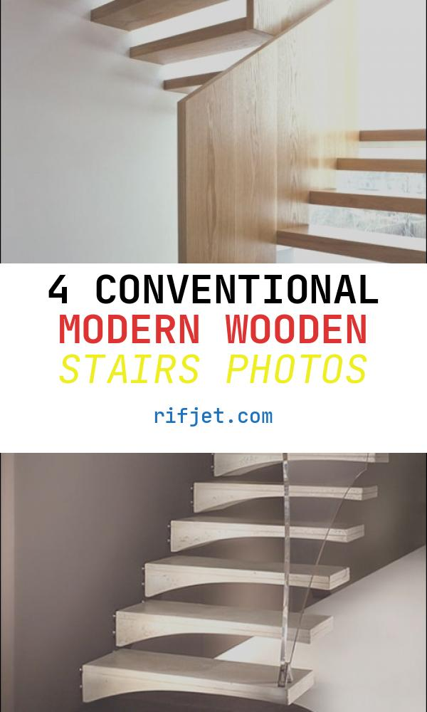 Modern Wooden Stairs Beautiful 30 Different Wooden Types Of Stairs for Modern Homes