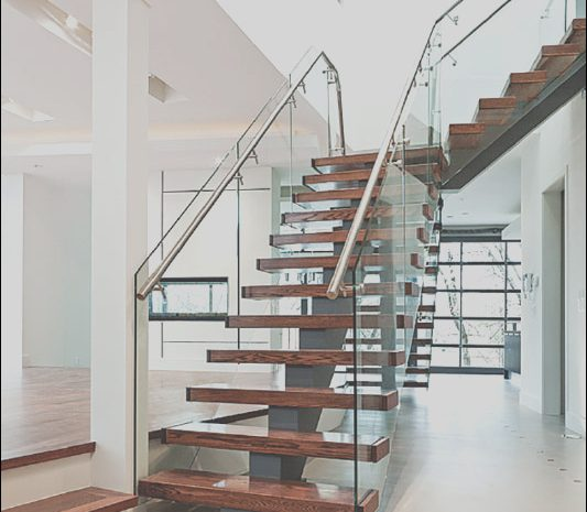 10 Gorgeous Mrail Modern Stairs Stock