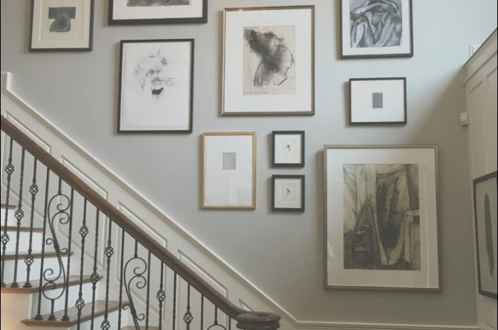 14 Extraordinay Picture Frame Sets for Stairs Gallery