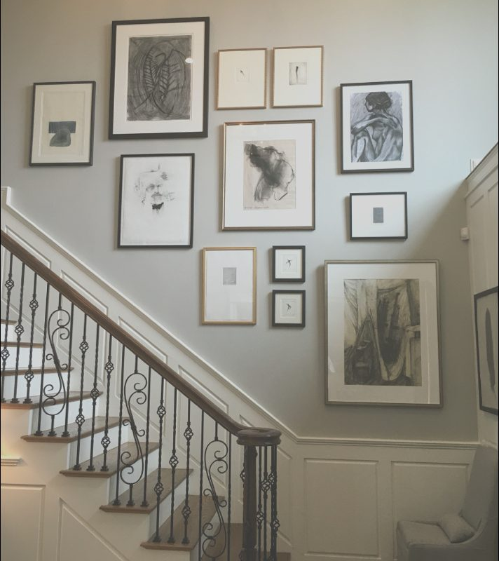 Picture Frame Sets for Stairs Unique Gallery Wall Hallways
