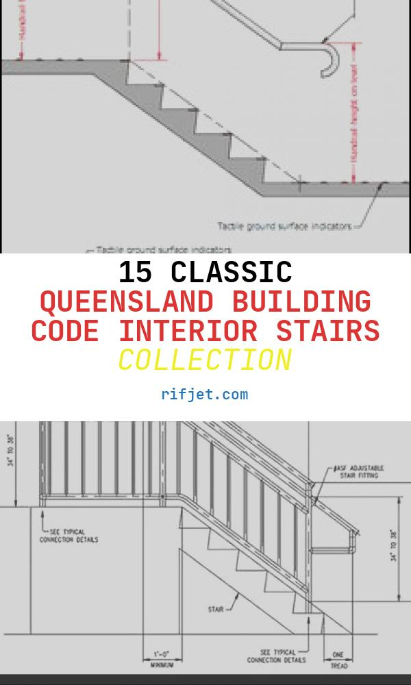15 Classic Queensland Building Code Interior Stairs Collection