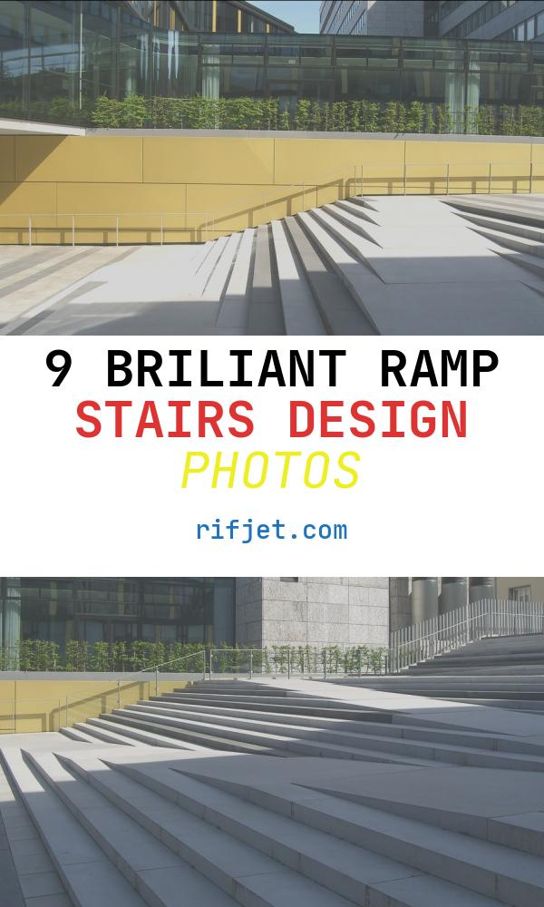Ramp Stairs Design Lovely 8 Amazing Examples Of Ramps Blended Into Stairs Twistedsifter