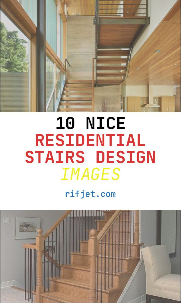 Residential Stairs Design New Residential Staircase Ideas
