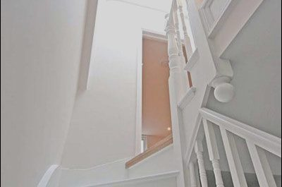 Roof Above Stairs Luxury south London Lofts the Graph Gallery