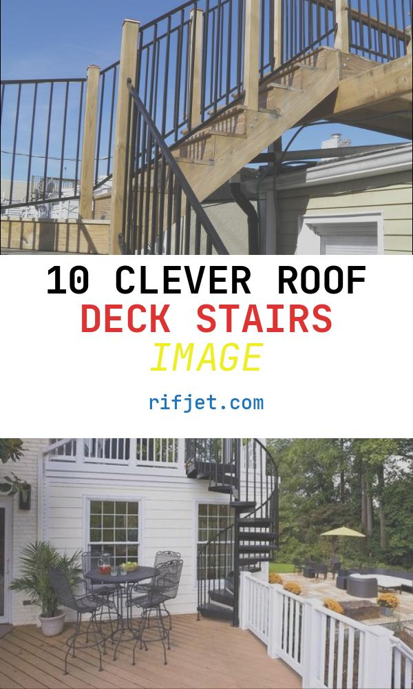 Roof Deck Stairs Awesome Rooftop Decks for Baltimore Rowhomes