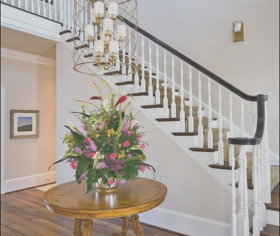 9 Lively Round Table Near Stairs Photos