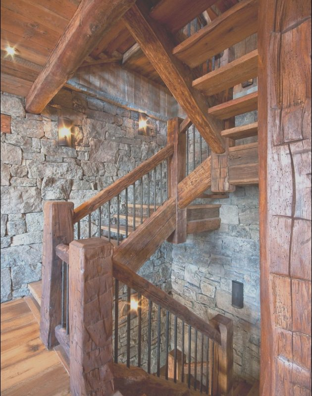 Rustic Stairs Ideas Inspirational 17 Splendid Rustic Staircase Designs to Inspire You with Ideas