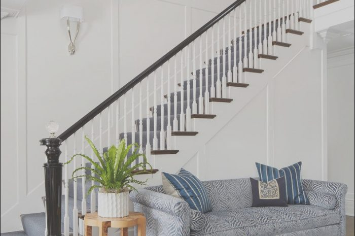 15 Fantastic sofa In Front Of Stairs Photos