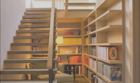 Space Under Stairs Design Ideas New Staircase Modern Constructions Types Design