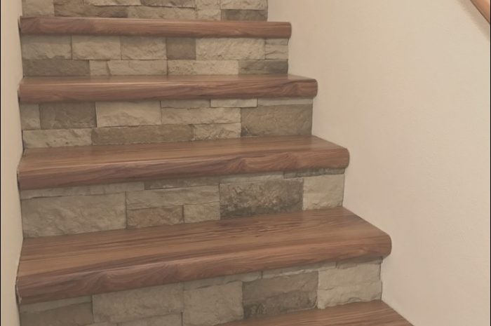 12 Natural Stair Tread Ideas Collection
