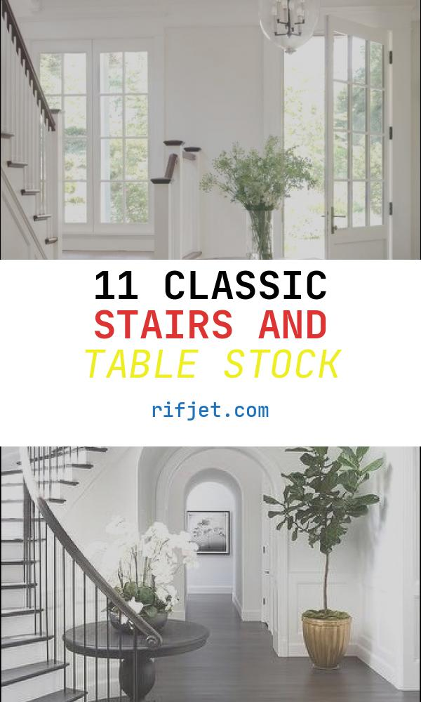 Stairs and Table Luxury 25 Lovely Entries and Staircase Remodels