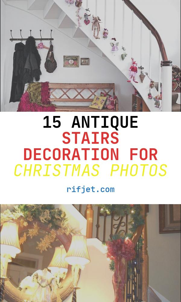 Stairs Decoration for Christmas Luxury 30 Mesmerizing Stairs Decorating Inspirations