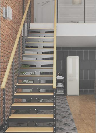 11 Comfortable Stairs Design for Loft Photos