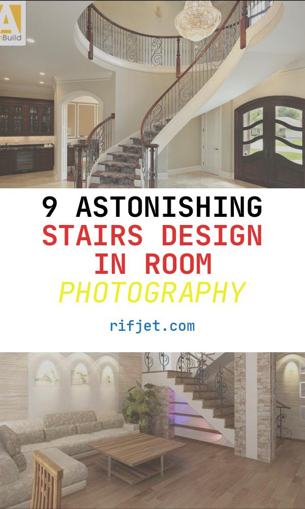 9 astonishing Stairs Design In Room Photography