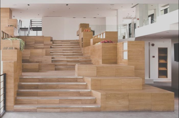 9 Cool Stairs Design Lounge Collection