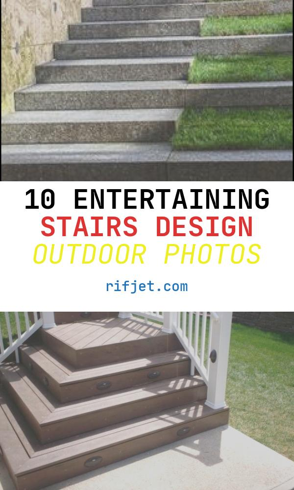 10 Entertaining Stairs Design Outdoor Photos
