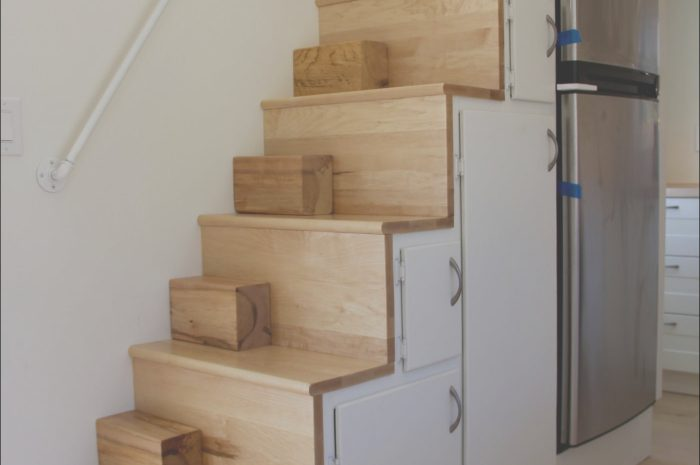 13 Natural Stairs Design Small House Photos
