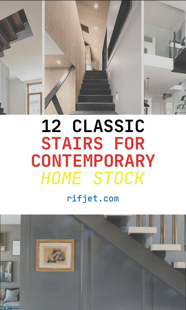 Stairs for Contemporary Home Beautiful 12 Black Stairs that Add A sophisticated touch to these