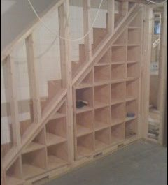 Stairs From Garage to Basement New This is What I Want Wonderful Storage for Basement Entry