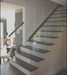 Stairs Glass Railing Design Fresh 427 Best Staircase & Railings Images In 2019