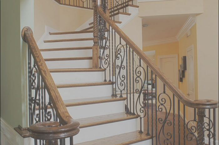 13 Loveable Stairs Ideas Iron Railings Gallery