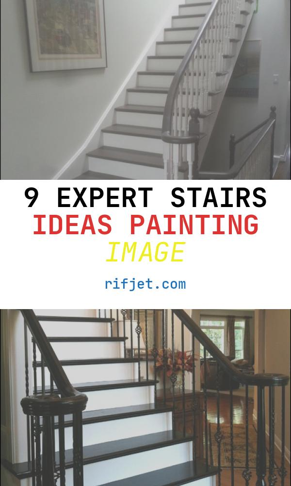 Stairs Ideas Painting Best Of Painted Stairs Contemporary Staircase toronto