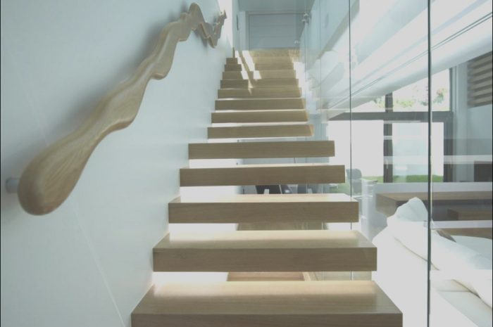 9 Quirky Stairs In A Modern Home Photos