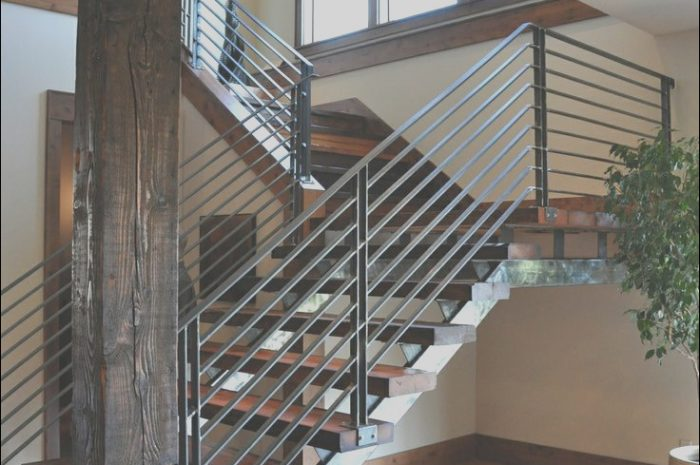 8 Practical Stairs Industrial Interior Stock